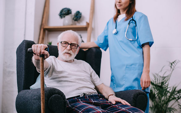 Home Care in Annandale