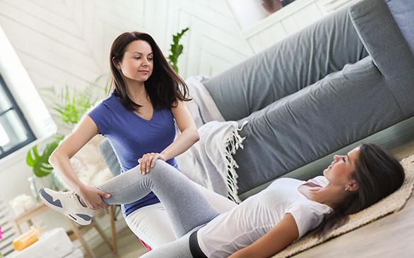 Physical Therapy in Annandale, Arlington, Balitmore, Lanham, Washington DC