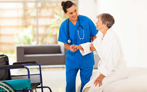 Home Care in Washington DC, Arlington, Annandale, Baltimore, Kensington